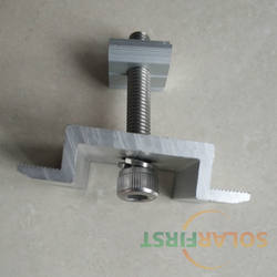 L40 Ground Inter grip clamp For Solar Panel