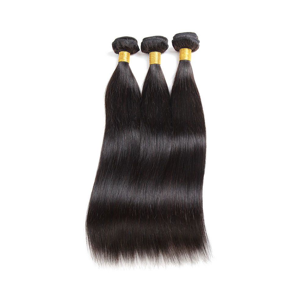 VSR HAIR 6A Brazilian Virgin Hair Weft One Bundle Shipping Natural Black Hair Extension 100G One Piece