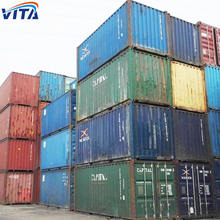 Sold  40 feet container used cheap in China