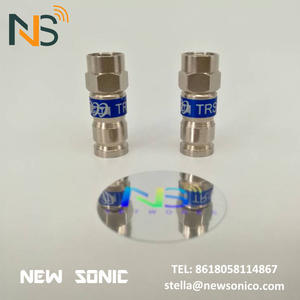 NS Brand Best Quality RG6 Coax Cable Coaxial Cable Connectors Efficient Flexible RG58 RG59 RG6 RG11 Coaxial Cable