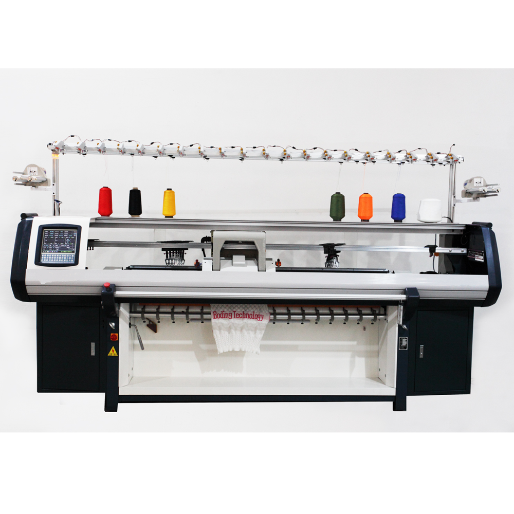 3 system 52 inch Shoe upper machine, flat knitting machine