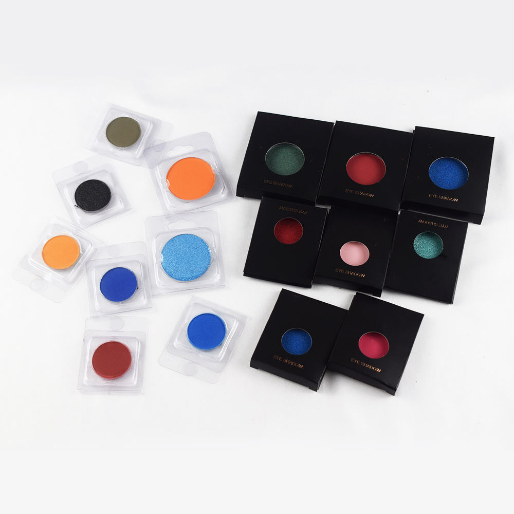 Private Label Makeup Cosmetics No Brand Wholesale Eyeshadow Palette