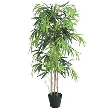 Hot Sale Faked Plastic bamboo Tree artificial bamboo tree plants for home office garden decoration