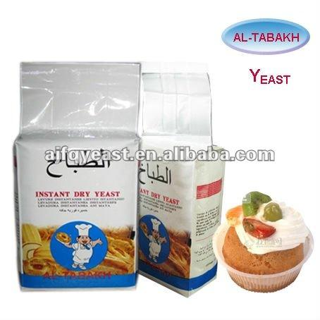 active dry yeast granules for bread