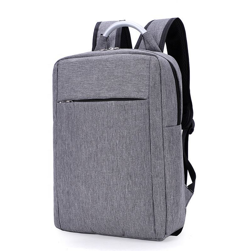 Custom Logo Rucksack Computer Backpack Fashion Gym Sack