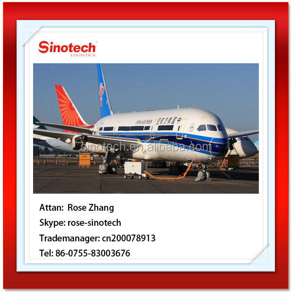 cheap air freight china to USA air shipping all express