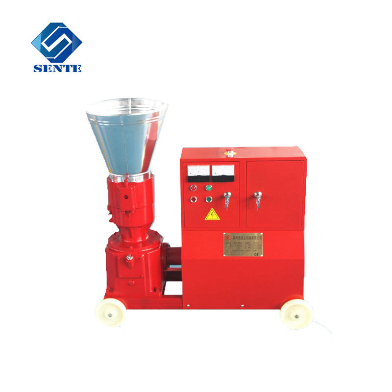 Biomass burning energy diesel enginekl200 wood sawdust pellet mills