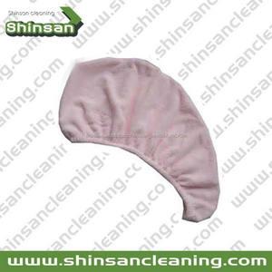 Qick-dry микрофибры волос тюрбан / сухие тюрбан волос обернуть / микрофибра чистый автомобиль полотенце