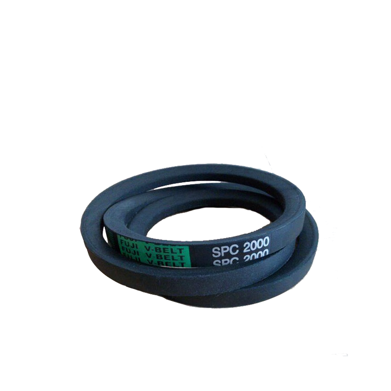 ABCD types of rubber common v-belt/color v belt