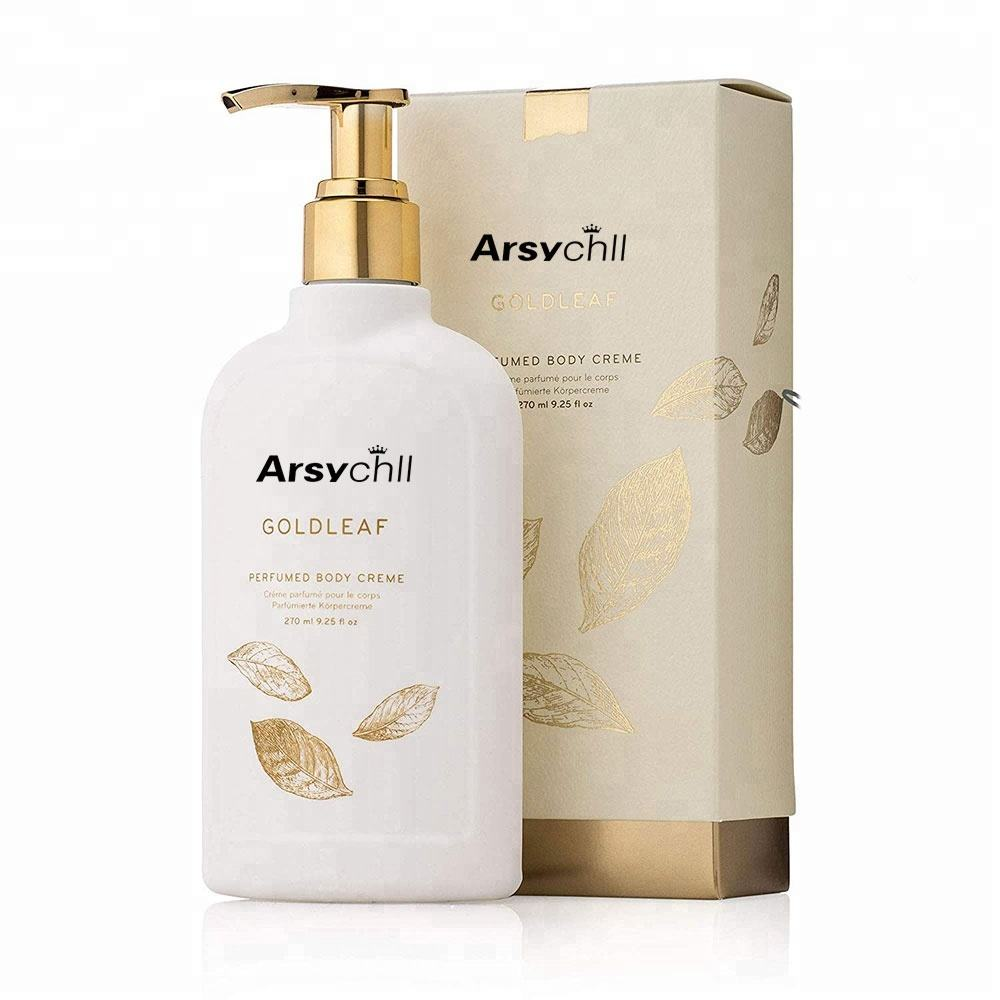 Private Label Natural Deeply Moisturizing Floral Perfumed Body Lotion