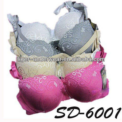 2013 newest mixed style bra in stock