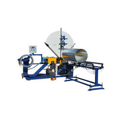 High Quality TF-1500 Spiral Duct Forming Machine,Tubeformer
