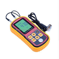 Digital Ultrasonic Thickness Gauge Metal  Measuring Instruments 1.2 to 200MM