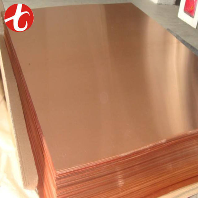 hot sales copper plate factory price China Supplier