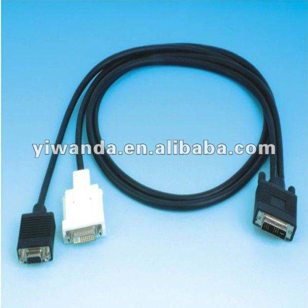vga 25 pin kabel / db 25 pin kabel
