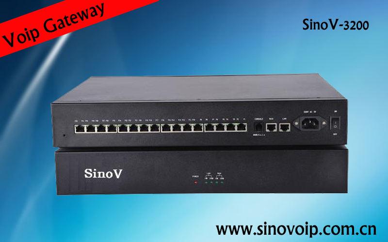 Sinov- 1600/2400/320016-32fxs/<span class=keywords><strong>fxo</strong></span> voipの<span class=keywords><strong>sip</strong></span><span class=keywords><strong>ゲートウェイ</strong></span>