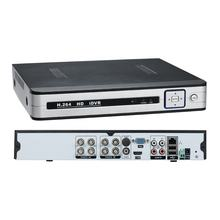 HD DVR 4 channel hdd dvd recorder H.264 ONVIF support P2P security surveillance system AHD DVR 1080n