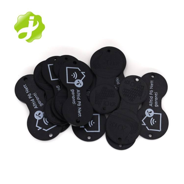 wholesale custom shape round squaner hexagon plastic tokens
