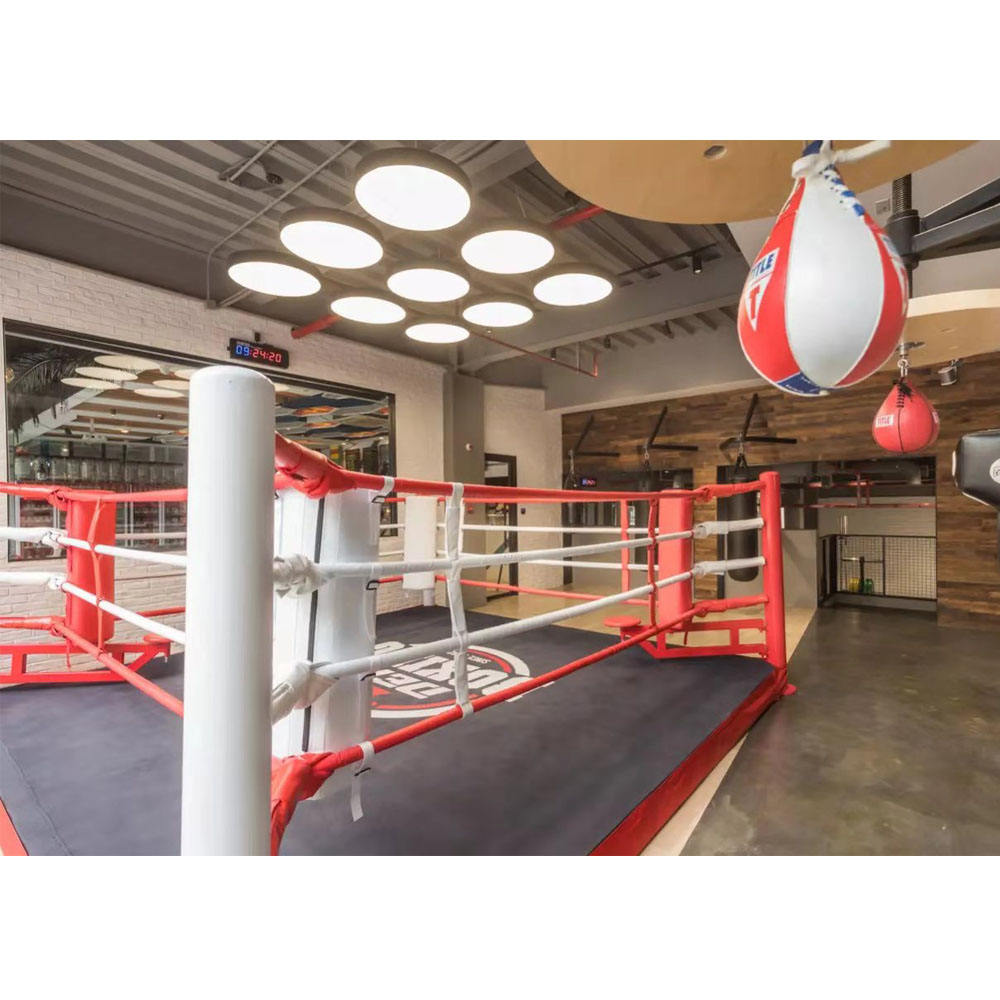 Factory Price International Standard MMA Floor Boxing Wining Ring for sale