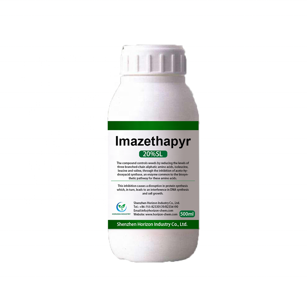 China Supplier Agriculture Herbicides Organic Selective Weedicide Price 70% WP 70% WDG 20% 10 10% SL Imazethapyr In Herbicide