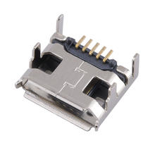 Supply Micro USB  Connector 5P Female