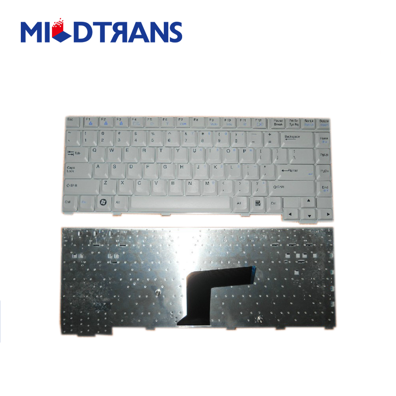NEW For LG R410 R480 R490 R460 RD410 P810 Laptop US Keyboard Grey-White Tested