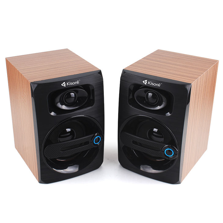 Amazon Top Seller Mini Computer Speaker USB powered Computer Subwoofer All In One PC