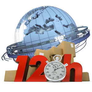 Fast air express courier delivery service shipping rates from china to usa