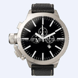 china supplier u boat free sample stainless steel men sport watch