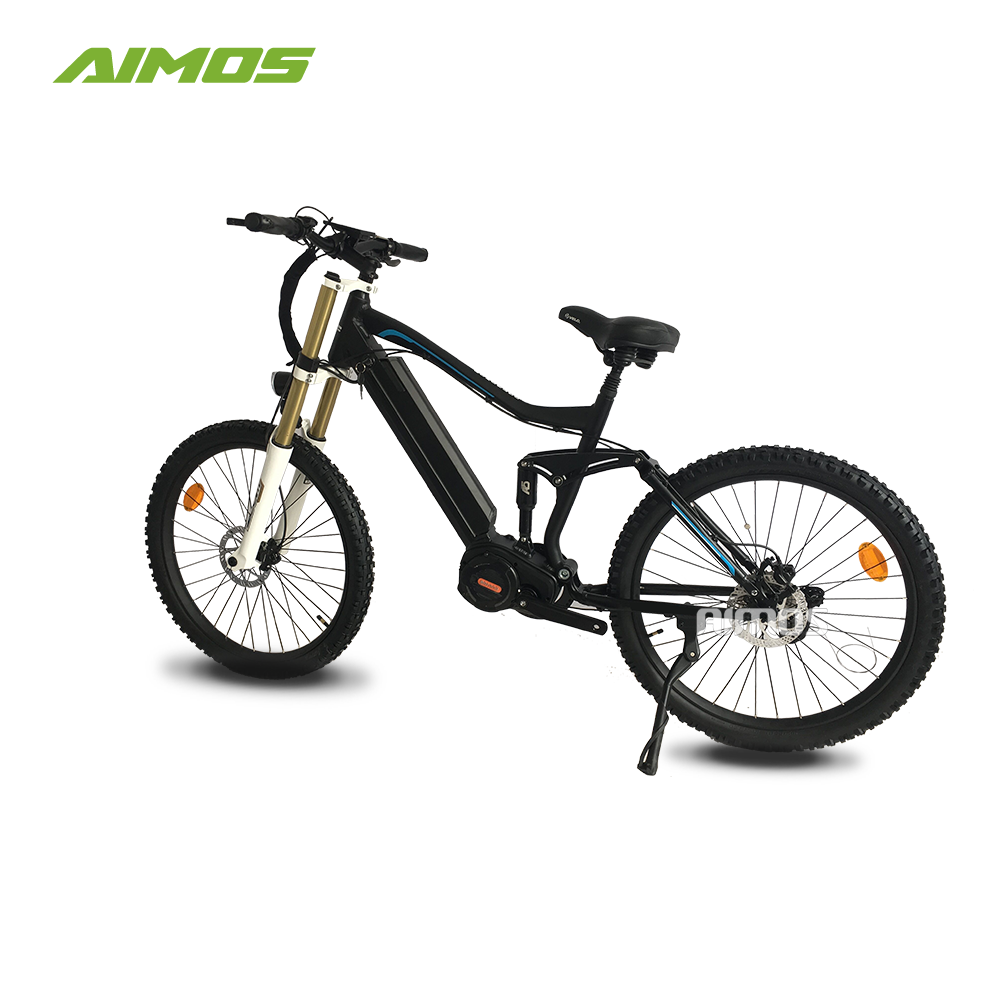 AIMOS high performance electric bike 8 fun mid drive e-bike e-bicycle 1000w