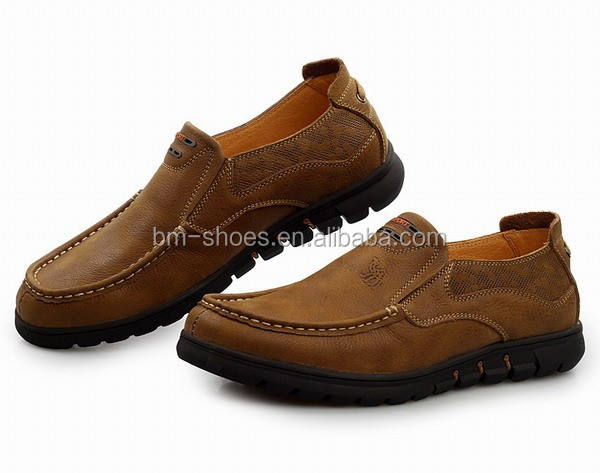 China Hand made leather shoes autumn item
