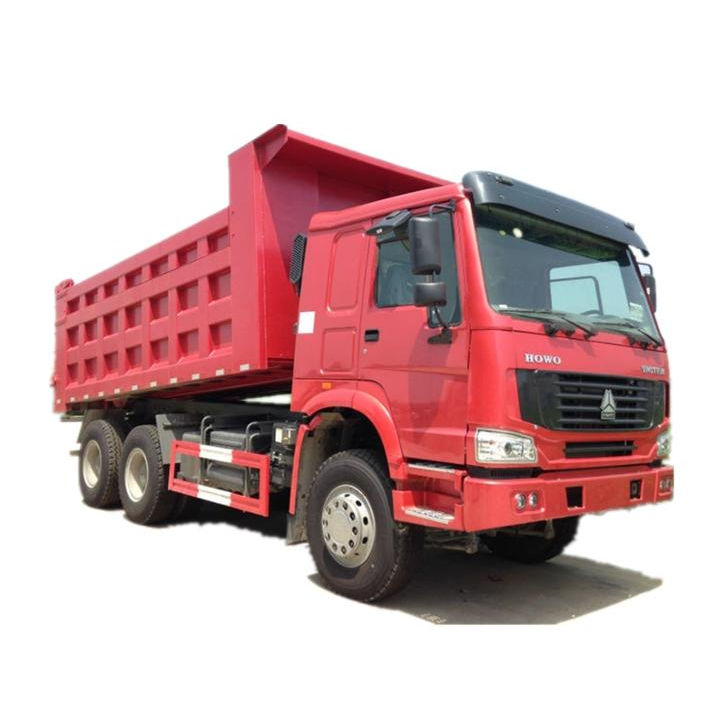 Chinese popular brand heavy duty used sinotruck howo 351-450hp 12-wheel dump truck with 80 ton