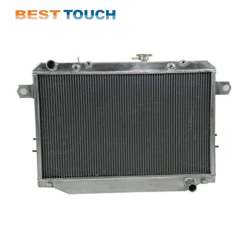 "3 ROW RADIATOR FOR JEEP CJ5//CJ6//CJ7 SCRAMBLER 3.8 4.2 5.0L L6 V8 1972-1986 24/""W"