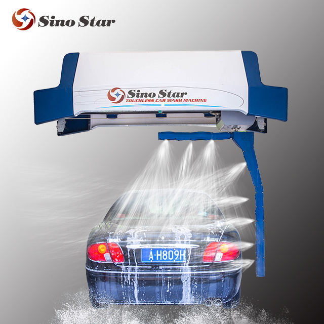 Wash equipment Tool, touchless automatic car wash price (S9)