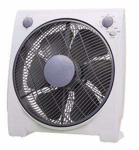 Mini ventilateur de boîte 14 pouces en plastique électrique petit ventilateur de boîte