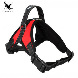 TAILUP No Pull Reflective Adjustable Dog Harness With Handle OEM MANUFACTURER