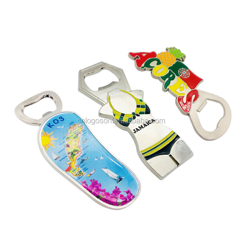 Souvenir Bra Custom Metal Bottle Opener Kit
