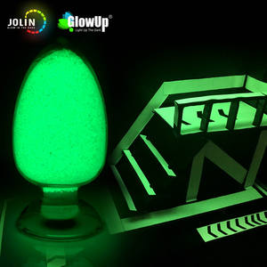strontium aluminate crystal Long afterglow photoluminescence pigment glow in the dark pigment