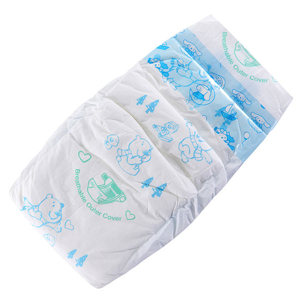 Super Absorbent 100% Full Test Low MOQ Baby Diapers Wholesale for Bangkok/South Africa