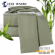 China Manufacturer Organic 100% Bamboo Double Size Sheet Set Bamboo Bed Sheets