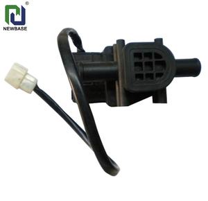 Car Bus Auto HVAC actuated water heater flow control valve used in vehicle