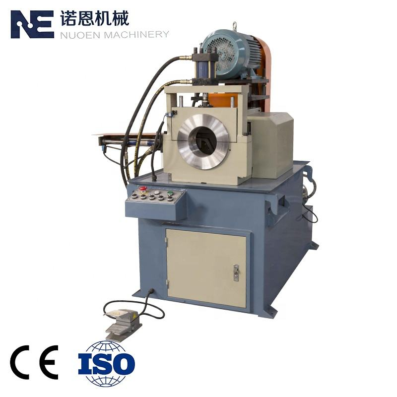 RT-230AC single head hydraulic pipe end deburring machine/round bar chamfering machine