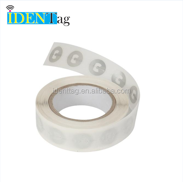 NFC RFID NTAG213 wet inlay with URL encoding