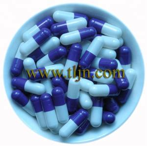 High Quality Empty Gelatin Capsule Size 0#