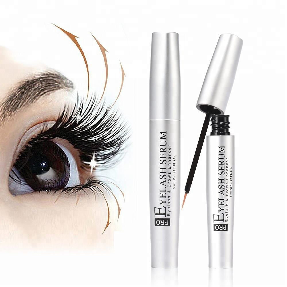 FDA Approved Eyelashes Liquid Natural Super Beauty Eyebrow Lash Enhancer Growth Eyelash Serum