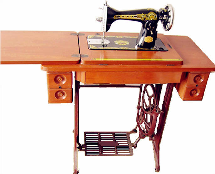 Household stand 5 drawer table and stand for sewing machine