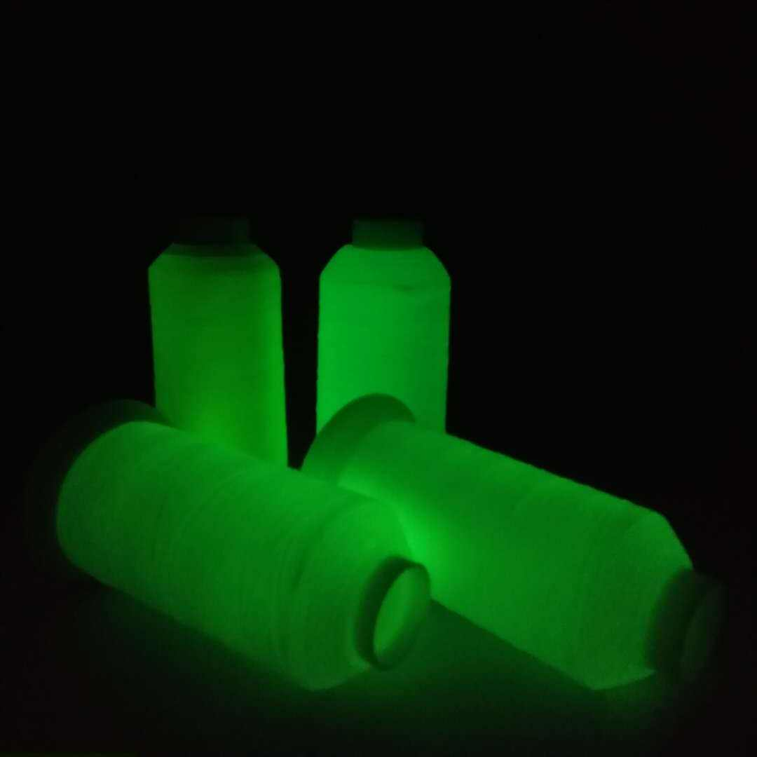 High Tenacity Waterproof Luminous Green Sewing Yarn Thread