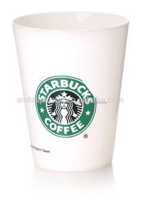 libre de bpa 10oz starbucks de plástico taza de café