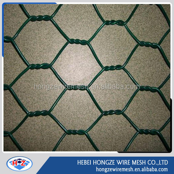galv hex wire mesh