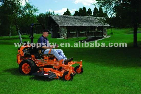 25HP Diesel Engine Zero Turn Riding Mower